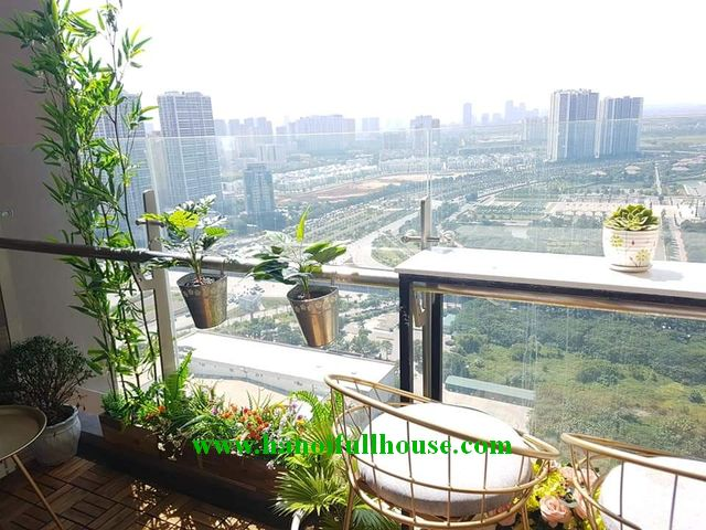 Good view and price apartment for rent near Big C Supermarket