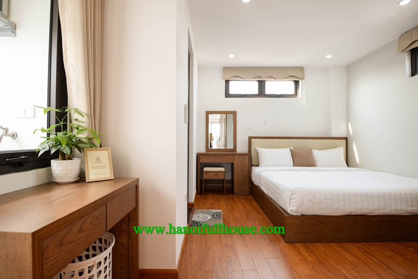 New and modern serviced apartment in Ba Dinh center