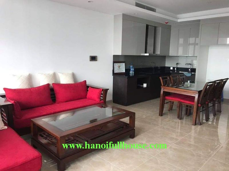 Sun Grand City Thuy Thue luxury condo - 02 bedrooms, nice view on high floor