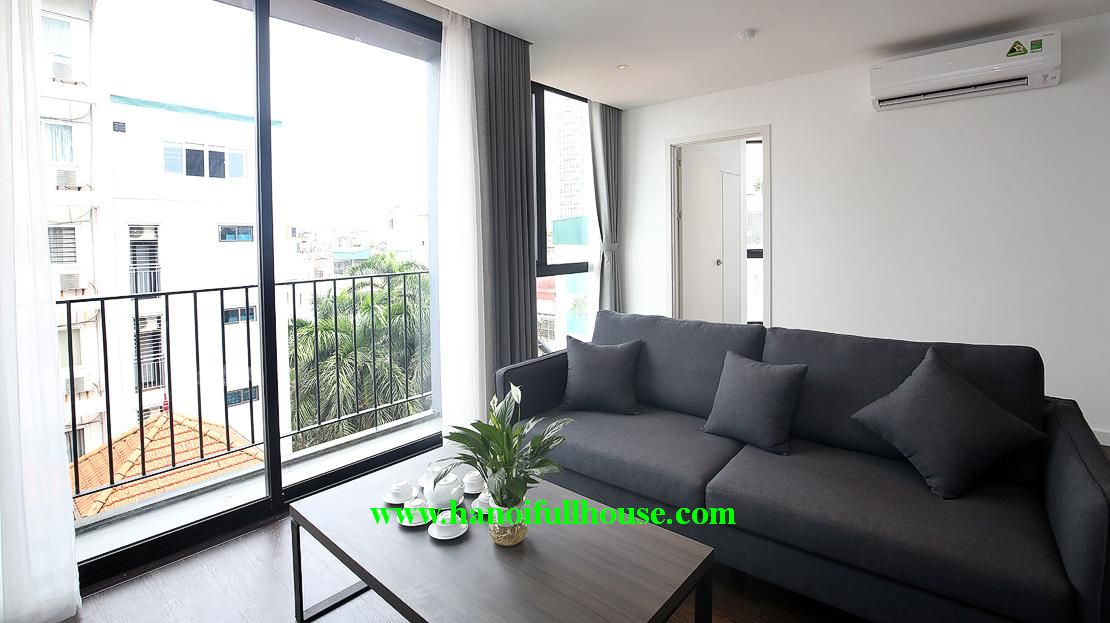 Large 2 bedrooms in Tay Ho, plenty of light, nice balcony