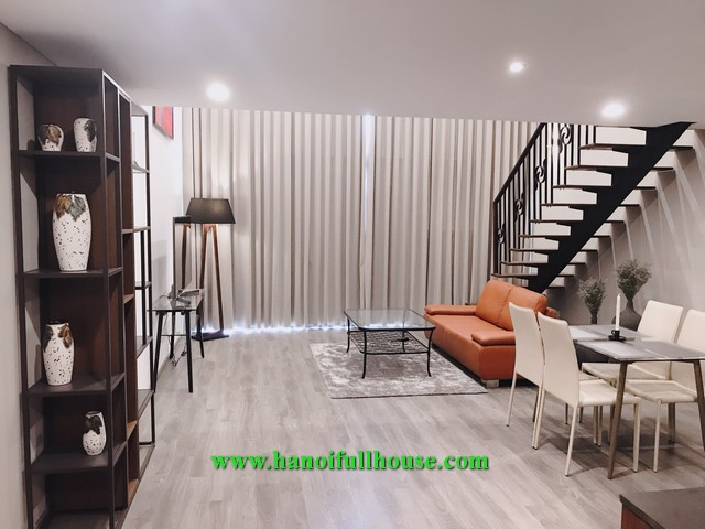 Apartment for rent in PentStudio Condotel Tay Ho.