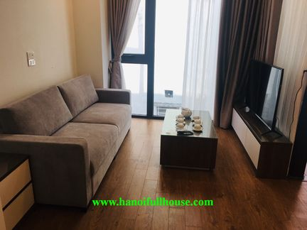 Cheap 2 bedrooms apartment in To Ngoc Van, new and modern furniture