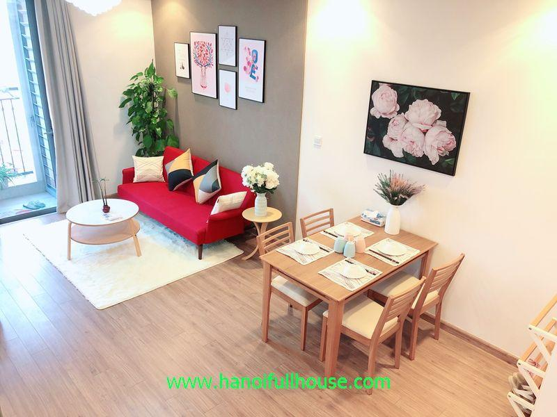 So beautiful 1-bedroom apartment in Park Hill - Time City for rent.