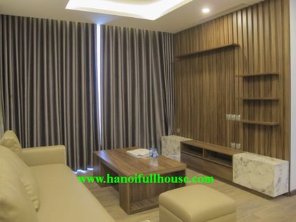 Apartment on Embassy Garden Tay Ho for rent, 3 bedrooms, high floor,