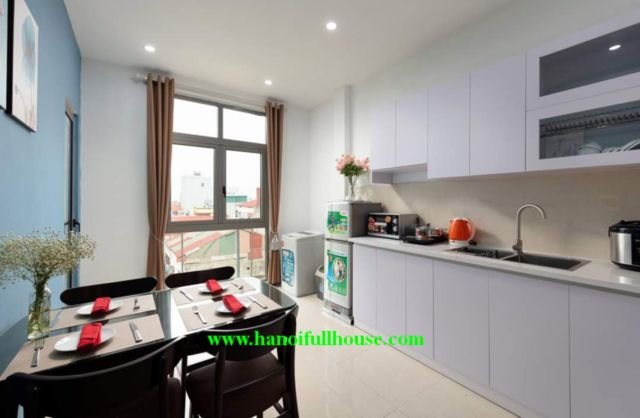 Super cheap 1 bedroom apartment with balcony, lots of natural light in Tay Ho