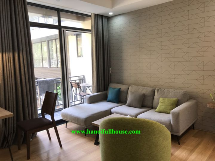 Super cheap for 1 big bedroom apartment, modern and fully furnished on Tay Ho