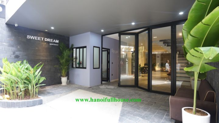 Brand new apartment with modern furniture, full of light on To Ngoc Van street